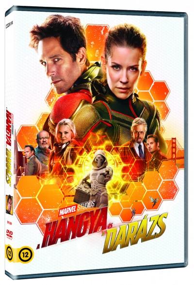 A Hangya és a Darázs - DVD