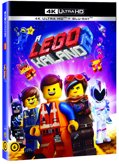 A Lego-kaland 2. - 4K Ultra HD - Blu-ray