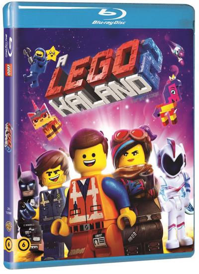 A Lego-kaland 2. - Blu-ray