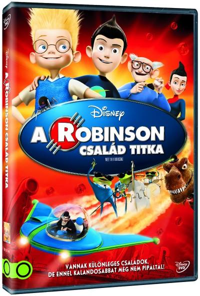 A Robinson család titka - DVD