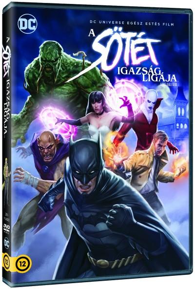 A Sötét Igazság ligája - DVD