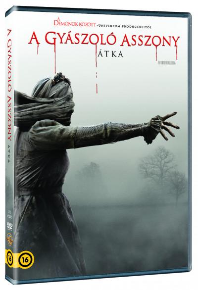 A gyászoló asszony átka - DVD