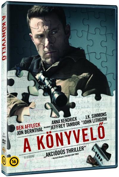 A könyvelő - DVD