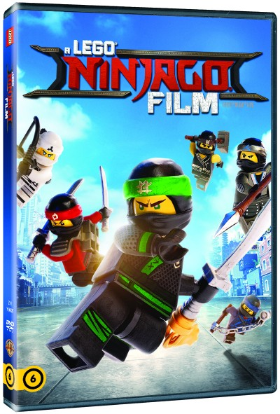 A Lego Ninjago film - DVD