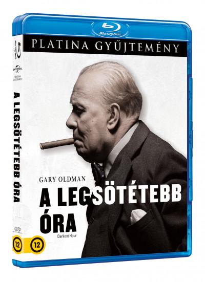 A legsötétebb óra - Blu-ray