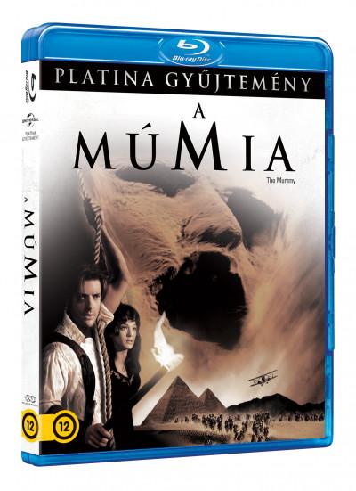 A múmia (1999) - Blu-ray