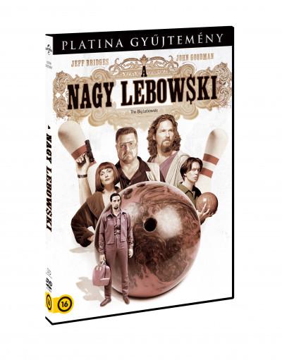 A nagy Lebowski - DVD