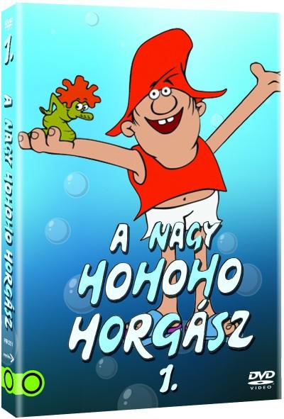 A nagy hohoho horgász 1. - DVD
