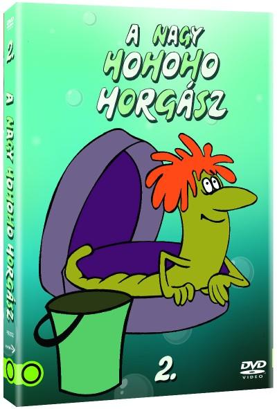 A nagy hohoho horgász 2. - DVD