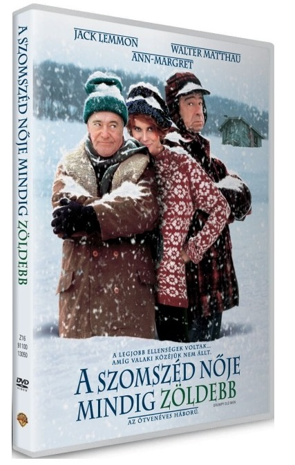 A szomszéd nője mindig zöldebb - DVD