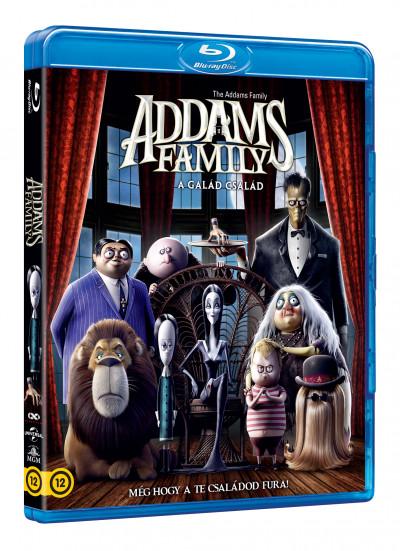 Addams Family - A galád család - Blu-ray