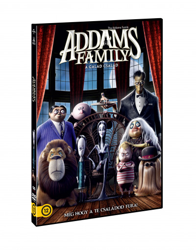 Addams Family - A galád család - DVD