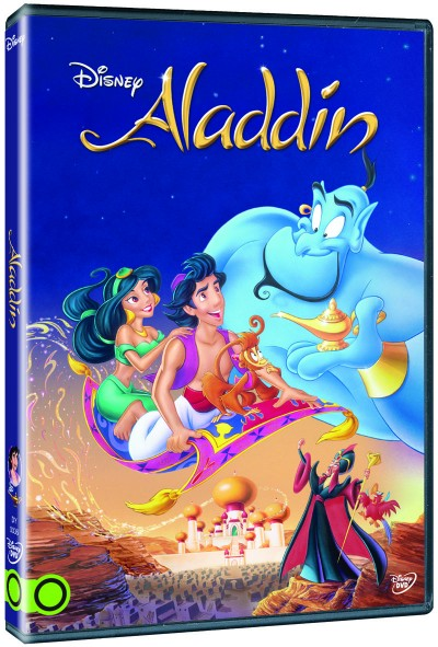Aladdin -Egylemezes változat- DVD
