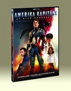 Amerika Kapitány: Az első bosszúálló - DVD