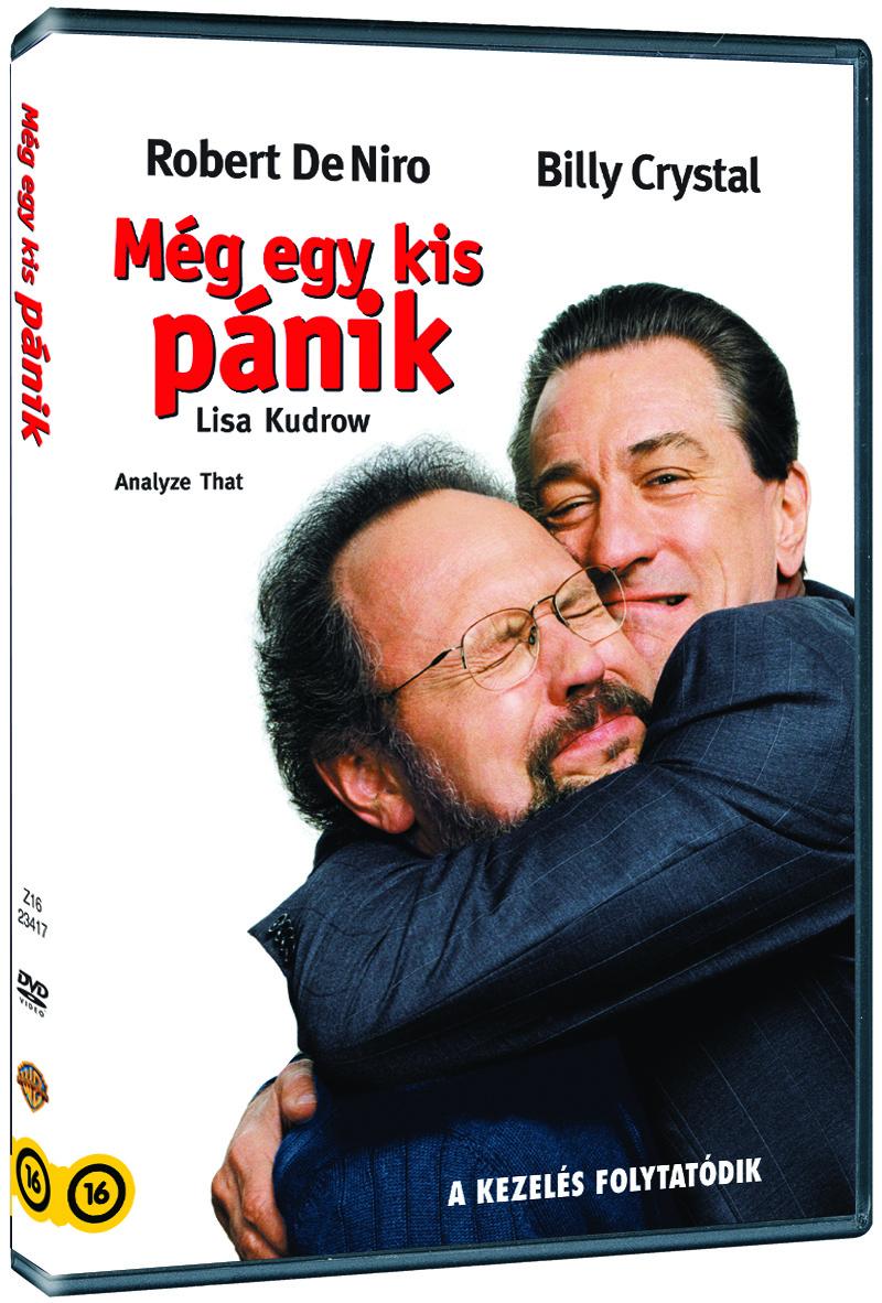 Még egy kis pánik - DVD