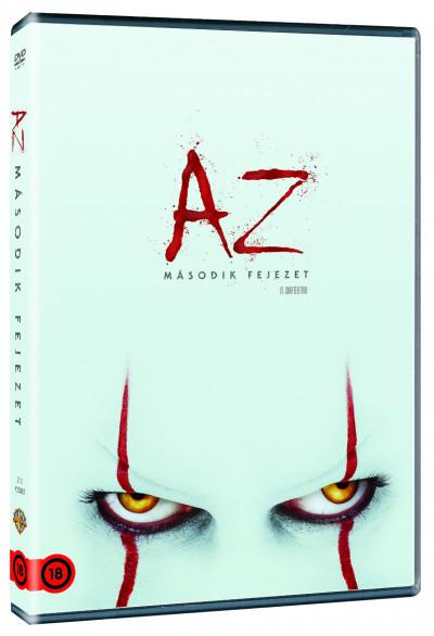 Az - Második fejezet - DVD