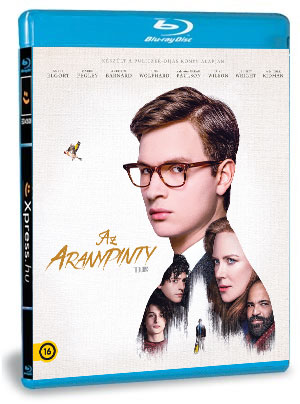 Az Aranypinty - Blu-ray