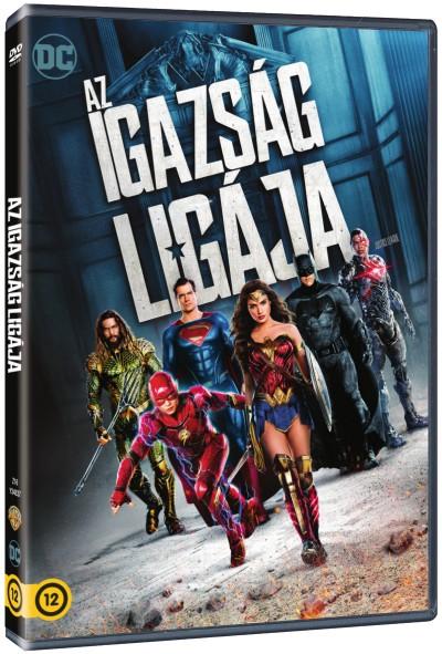 Igazság ligája - DVD -  pdf epub
