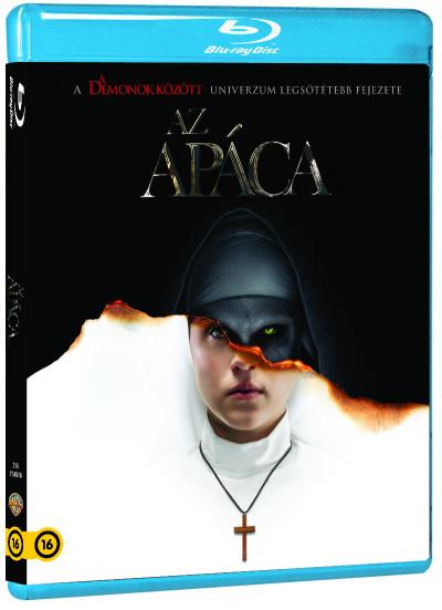 Az apáca - Blu-ray