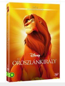 Az oroszlánkirály - O-ringgel - DVD
