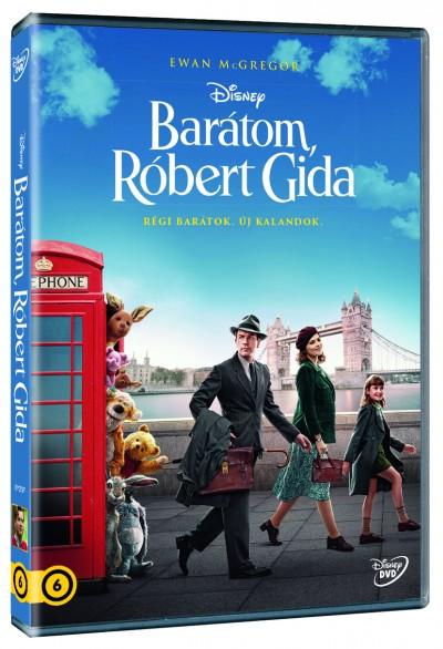 Barátom, Róbert Gida - DVD