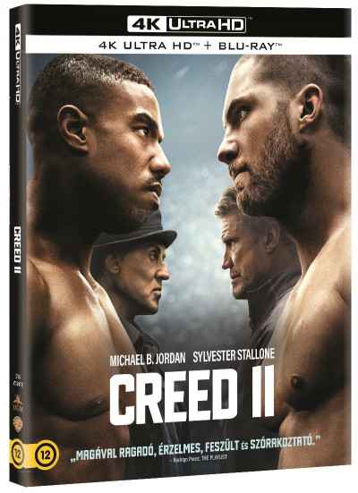 Creed II - 4K Ultra HD+Blu-ray