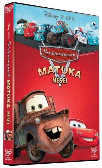 Verdanimációk - Matuska meséi - DVD