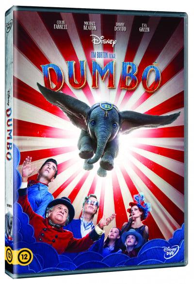 Dumbo - Élőszereplős - DVD