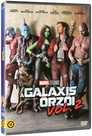 A galaxis őrzői - vol. 2. - DVD -  pdf epub