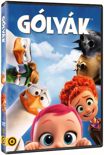 Gólyák - DVD