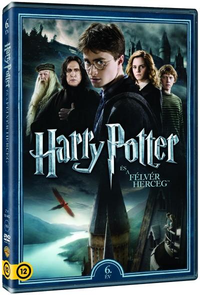 Harry Potter és a félvér herceg - 2DVD