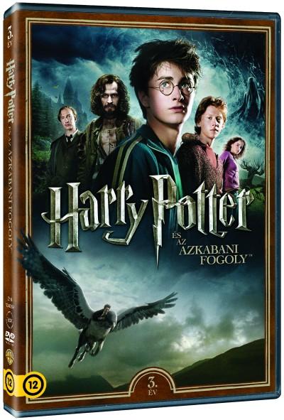 Harry Potter és az azkabani fogoly - 2DVD