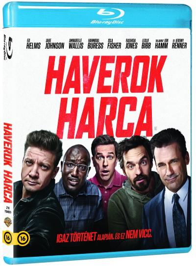 Haverok harca - Blu-ray -  pdf epub