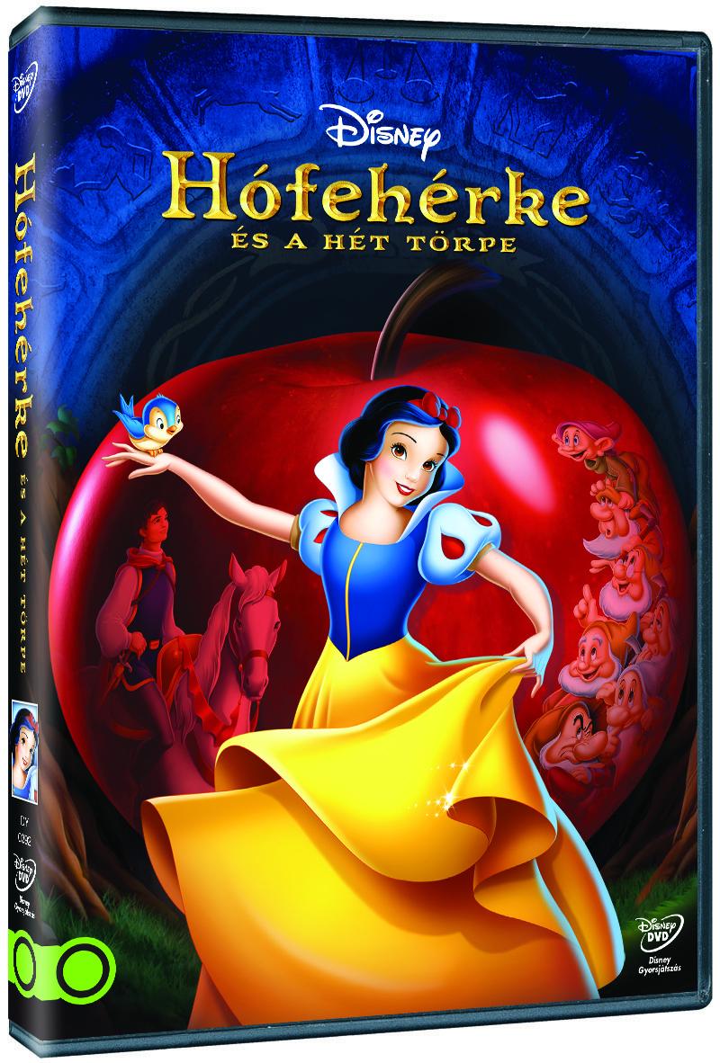Hófehérke és a hét törpe - DVD
