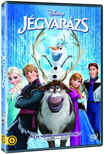 Jégvarázs - DVD