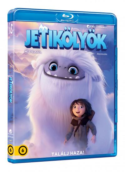 Jetikölyök - Blu-ray