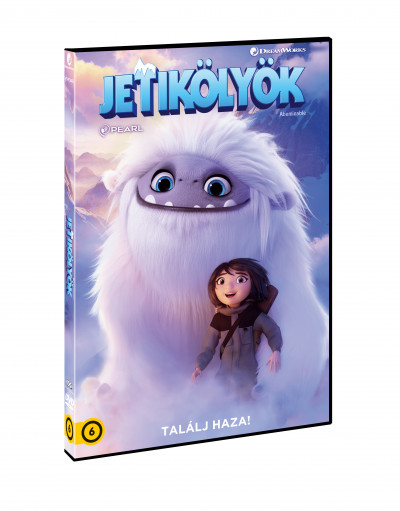 Jetikölyök - DVD