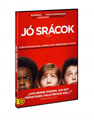Jó srácok - DVD