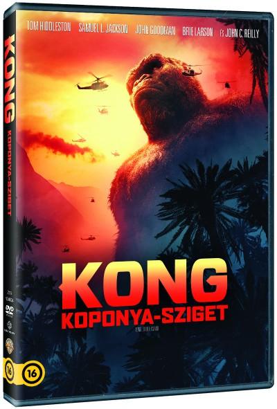 Kong: Koponya-sziget - DVD -  pdf epub