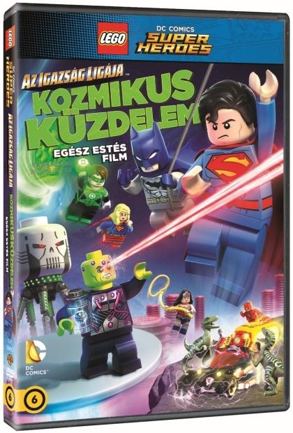 LEGO: Az Igazság Ligája - Kozmikus küzdelem - DVD