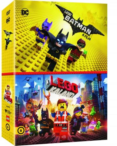 LEGO Batman - A film - A LEGO Kaland - DVD