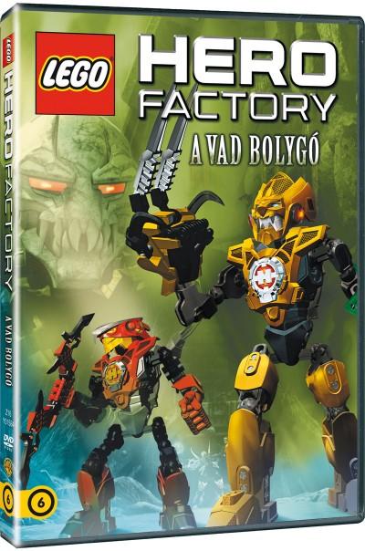 Lego Hero Factory - A vad bolygó - DVD