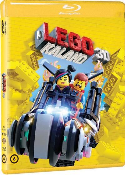 A Lego kaland - 3D Blu-ray