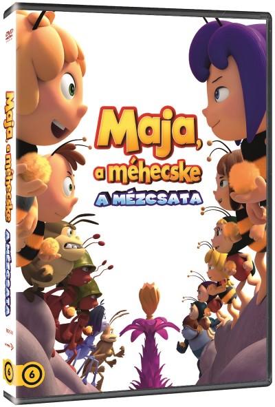 Maja, a méhecske - A mézcsata - DVD -  pdf epub