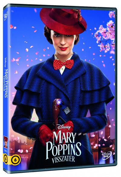 Mary Poppins visszatér - DVD