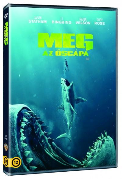 Meg - Az Őscápa - DVD -  pdf epub