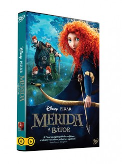 Merida, a bátor - DVD