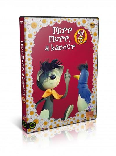 Mirr Murr, a kandúr 4. - DVD