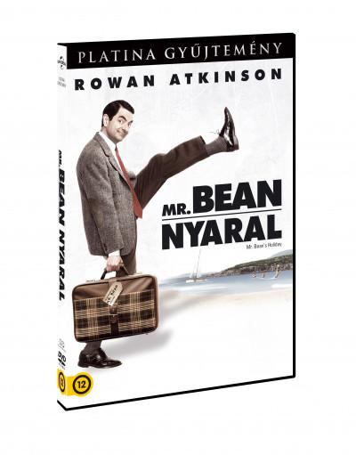 Mr. Bean nyaral - DVD