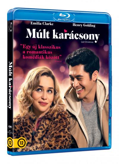 Múlt karácsony - Blu-ray